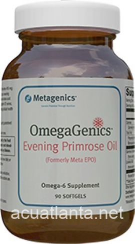 OmegaGenics Evening Primrose Oil 90 capsules