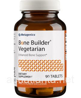Cal Apatite Bone Builder Vegetarian (Formerly Osteo Citrate) 90 tablets
