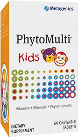 PhytoMulti Kids 60 chewable tablets