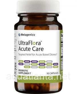 UltraFlora Acute Care 30 capsules