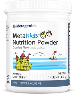MetaKids Nutrition Powder 14 servings Chocolate