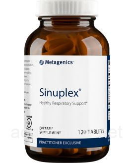 Sinuplex 120 tablets