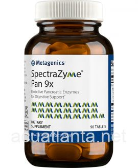 SpectraZyme Pan 9x (formerly Azeo-Pangen) 90 tablets