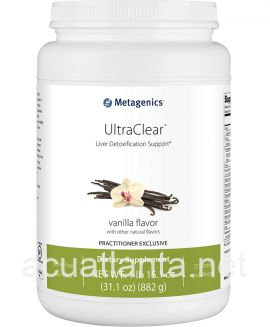 UltraClear 32.6 oz powder Natural Vanilla Flavor