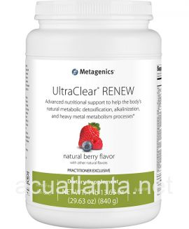 UltraClear RENEW 21 servings Natural Berry Flavor with Other Natural Flavors
