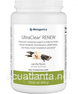 UltraClear RENEW Natural Vanilla Flavor with Other Natural Flavors 21 Servings