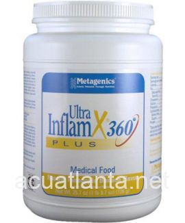UltraInflamX Plus 360  Medical Food 14 servings Pineapple Banana