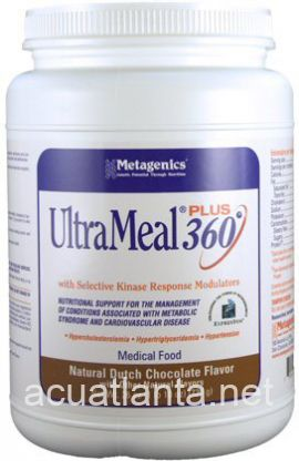 UltraMeal Plus 360  Medical Food 25 oz 700 grams