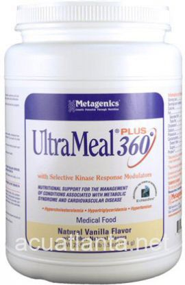 UltraMeal Plus 360  Medical Food 25.5 oz 714 grams