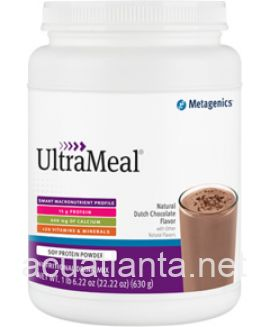UltraMeal 22.22 oz powder Natural Vanilla Flavor