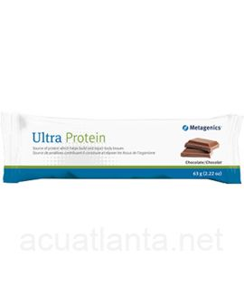 Ultra Protein 12 bars Double Chocolate Flavor with Other Natural Flavors