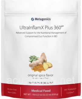 UltraInflamX Plus 360 14 servings Original Spice Flavor