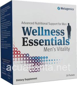 Wellness Essentials Mens Vitality 30 packets