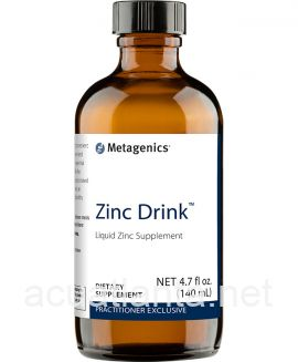 Zinc Drink  28 servings 4.7 oz liquid