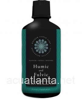 Humic and Fulvic 32 ounce Round Bottle