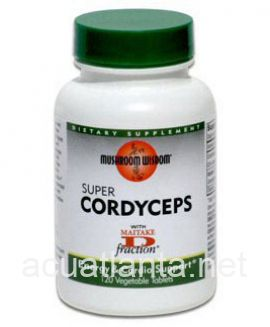Super Cordyceps 120 vegan count