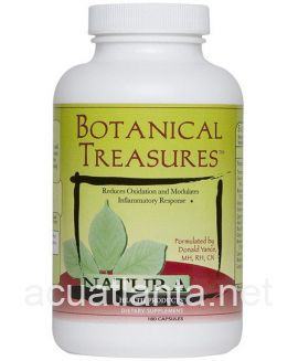 Botanical Treasures 180 capsules