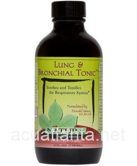 Lung and Bronchial Tonic 4 oz