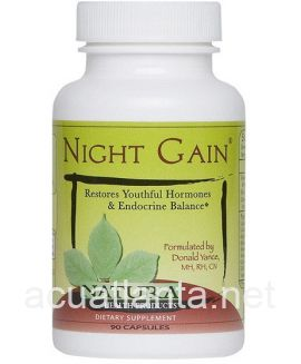 Night Gain 90 capsules