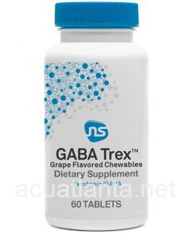 Gaba Trex 60 chewable tablets Grape Flavor