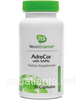 AdreCor with SAMe 30 capsules