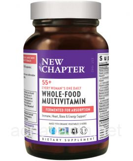 Every Womans One Daily 55+ 72 veggie tablets