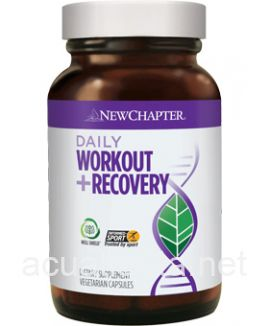 Daily Workout + Recovery 60 capsules