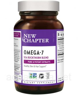 Supercritical Omega 7 60 soft gelcaps