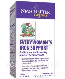 Every Womans Iron Support 60 tablets
