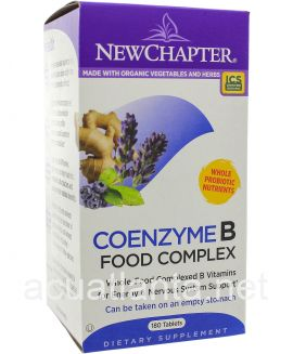 Coenzyme B Food Complex 180 tablets