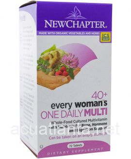 Every Woman One Daily 40+ 72 tablets