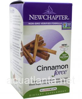 Cinnamon Force 30 veggie capsules
