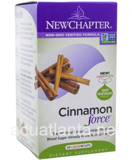 Cinnamon Force 60 veggie capsules