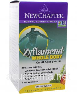 Zyflamend Whole Body 60 soft gelcaps