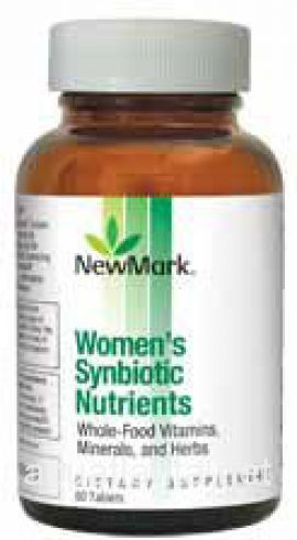 Womens Synbiotic Nutrients 60 count