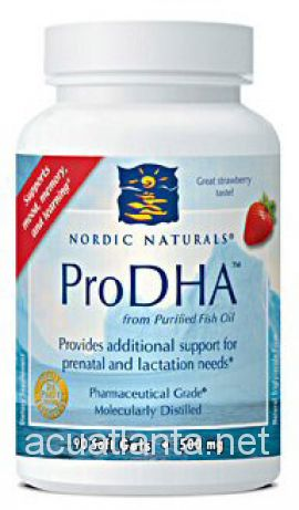 ProDHA 120 capsules Strawberry