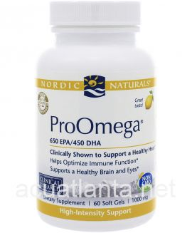 ProOmega 60 capsules Lemon