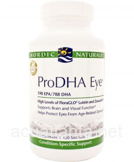 ProDHA Eye 120 capsules Unflavored