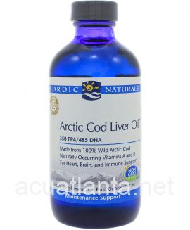 Arctic Cod Liver Oil 8 fluid oz Unflavored