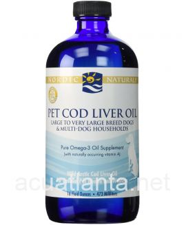 Pet Cod Liver Oil 16 ounce fluid Unflavored