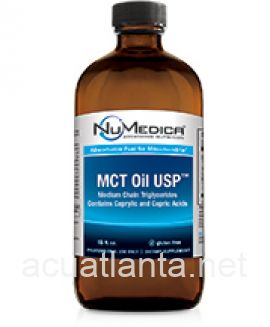 MCT Oil USP (Medium) 16 ounce