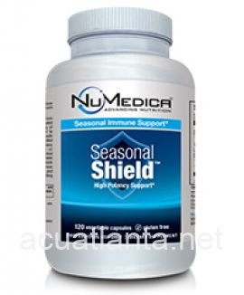 Seasonal Shield 120 capsules