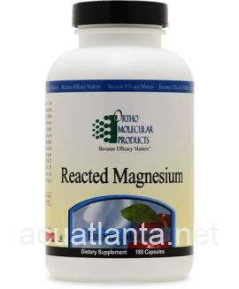 Reacted Magnesium 60 capsules