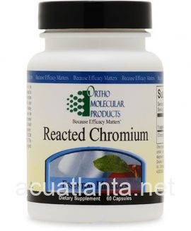 Reacted Chromium 60 capsules