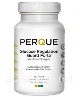 Glucose Regulation Guard Forte 180 gelcaps