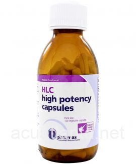 HLC High Potency 120 capsules