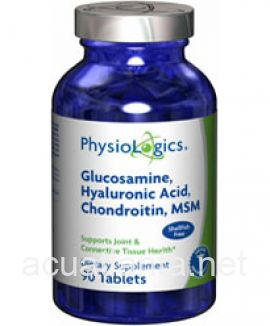 Glucosamine, Hyaluronic Acid, Chondroitin, MSM 90 count