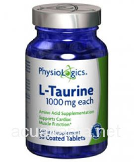 L-Taurine 50 count 1000 milligrams