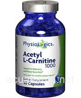 Acetyl L-Carnitine 30 capsules 1000 milligrams