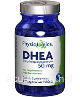 DHEA 60 count 50 milligrams